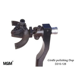 Girdle Polishing Dop with Click System