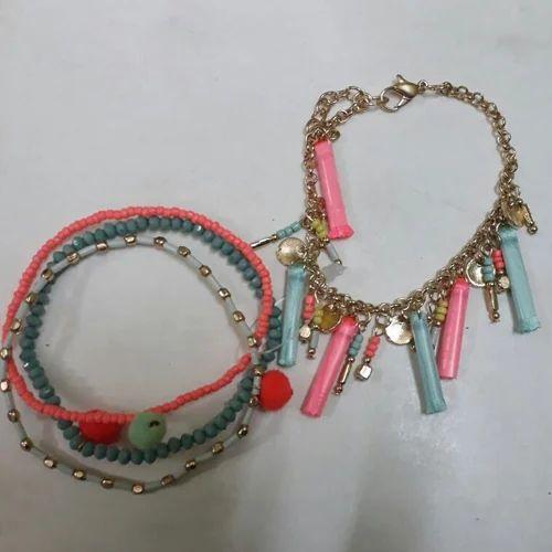 Designer Handmade Bracelets ह थ स