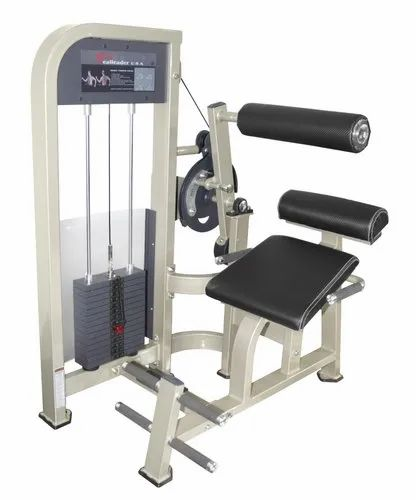 Realleader USA Manual Back Extension And AB Crunch, for Gym