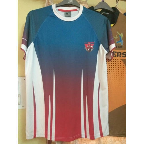 Half Sleeves Sublimation Sports Jersey 69eb0331b