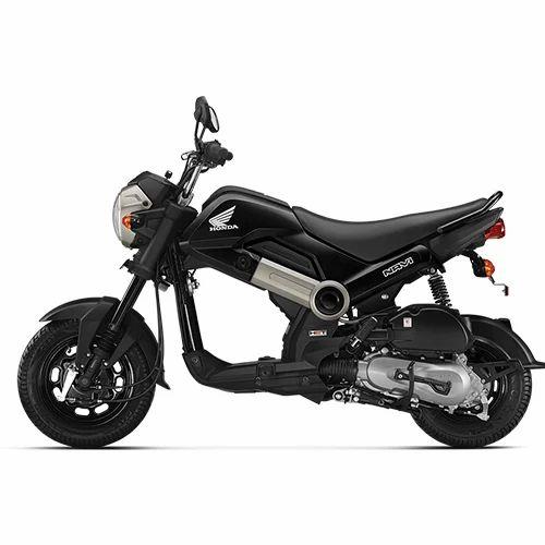Honda Navi Black Bike