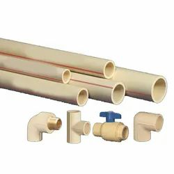 Supreme CPVC Pipes & Fittings, Size: 1/2 inch