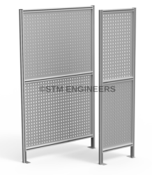 Portable partitions