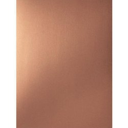 202 G Rose Gold Mirror And Brush Finish Sheet