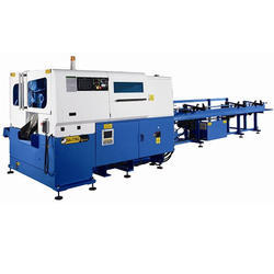 SA-77NC Solid Bar and Heavy Wall Cutting Machine