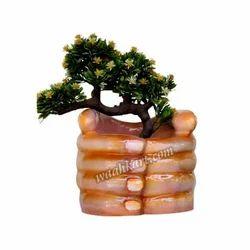 Uniquely Designed Hand Shaped Plant Pot