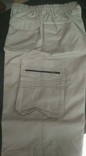 Cotton Three 4th Pants