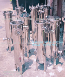 Stainless Steel Bag Filter Assembly