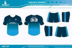 Customized Soccer Uniforms