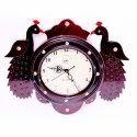Designer Wooden Wall Clock