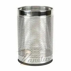 Open Perforated Bin