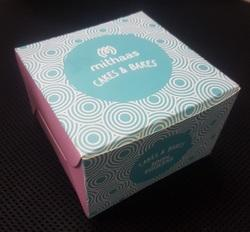 One Kg Cake Box