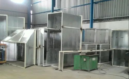 Factory Fabricated Duct - HVAC Duct Manufacturer from Delhi