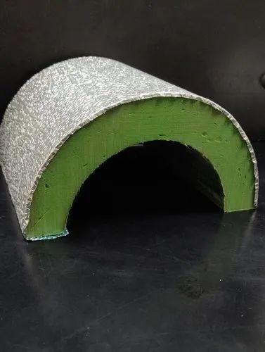 Phenolic Foam Pipe Sections