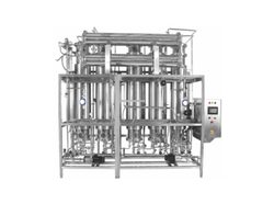 Water Injection Distillation Plant