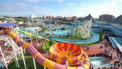 Amusement Park Consultant