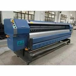 Automatic Solvent Printing Machine