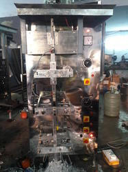 Automatic Pepsi Pouch Packing Machine