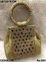 Stone Work Handbag