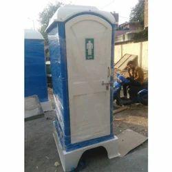 Portable Super Deluxe Toilet Cabin