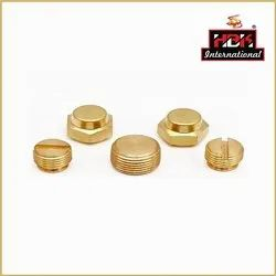 Industrial Application Brass Lead Free Machined Components, For Varied, Size: 0.50 To 50 Mm