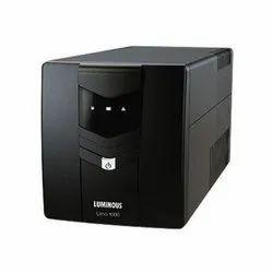 Single Phase PRO 1000 Luminous Offline UPS1, Capacity: 1 KVA