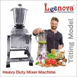 Leenova Heavy Duty Mixer Tilting Model, 220 W, for Kitchen