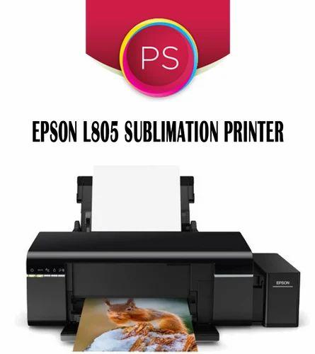 Epson L805 Sublimation A4 Printer 6 Colors