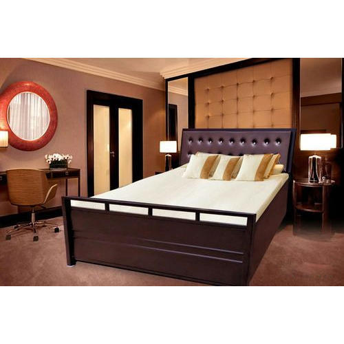 Metal Box Bed At Rs 15000 Piece Metallic Double Bed धत