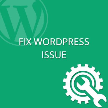 Web Design Development Services Fix Wordpress Issues Only For Dollar 19 It Technology Services From Kolhapur