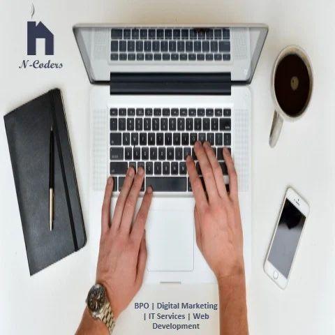 Offline Book Typing, N Coders | ID: 18925590230