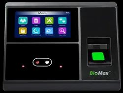 BIOMAX Face Time Attendance System with Wifi