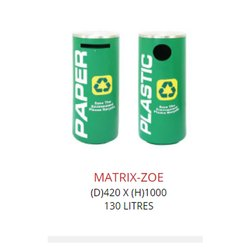 ZOE Matrix Dustbin