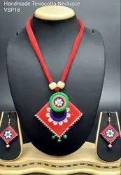 Clay Handmade Terracotta Jewellery