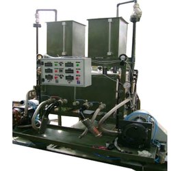 Heavy Duty Oil Pump Test Rig Machine, For Industrial
