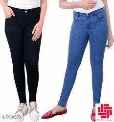 Denim Cotrize Jeans Woman, Washing Machine