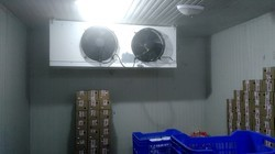 Ice Cream Cold Storage Room