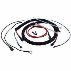 Akanksha Black Generator Wiring Harness for Automotive, Packaging Type: Box