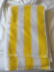Swimming Pool Towel 36 x 72 750 Gms  for Hotel