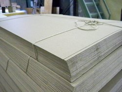 Cot Board Sheet