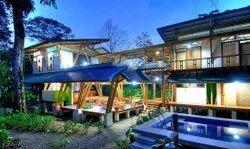 Bamboo Resort ,Restaurants , Guest House Construction