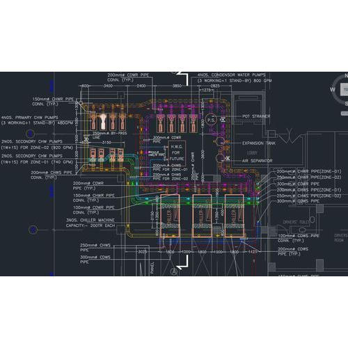 Designing and Drawing Services - HVAC Design & Drawings Consultants