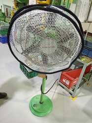 Wire Mesh Finger Protection Fan Guard Cover