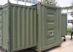 Storage Pre Fabricated Containers