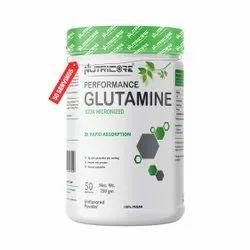 Glutamine Powder Unflavoured 250 Gm