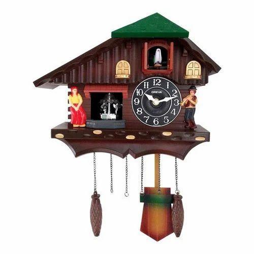 AQ 4187 Cuckoo Clock
