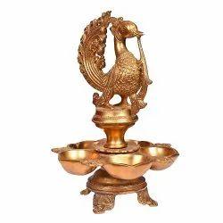 Brass Deepam