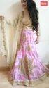 Turquoise Color Net Salwar Kameez