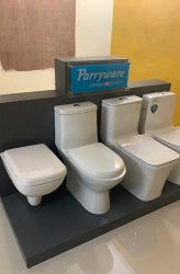 Sanitary Ware Closed Set
