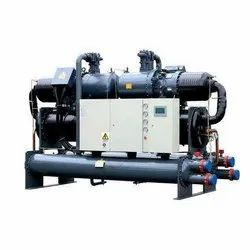 Industrial Water Cooled Screw Chillers